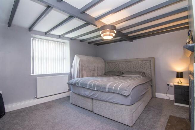 BEDROOM TWO/GUEST BEDROOM