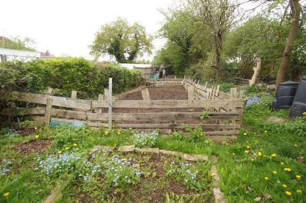 Extra Garden Plot