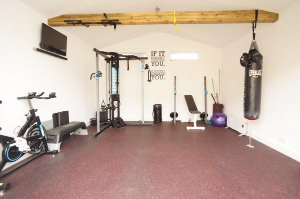 Gym/Office