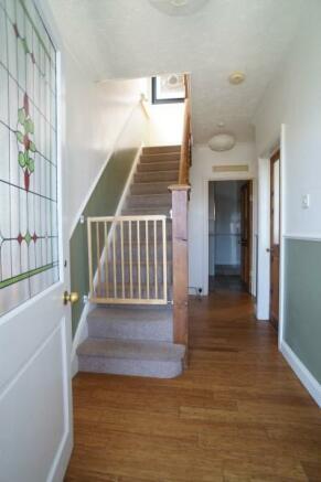 Traditional Entrance Hallway