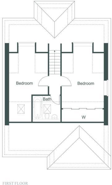 Floor Plan  First Fl