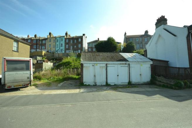 plot for sale in broomgrove road  hastings  tn34