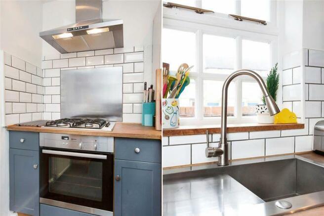 cooker/sink