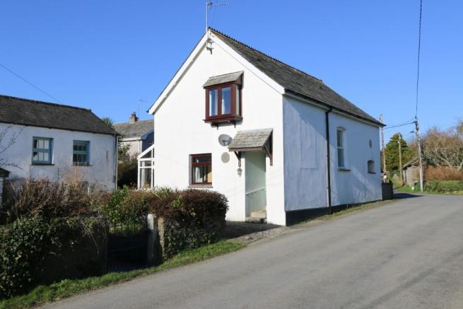 3 Bedroom Semi Detached House For Sale In St Issey Nr