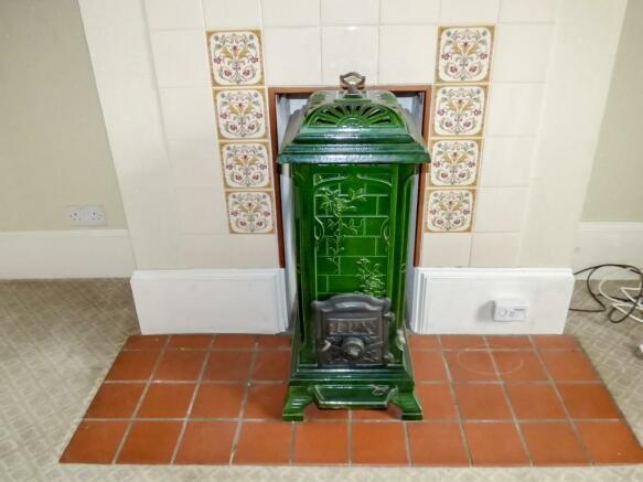 Fireplace in Loun...
