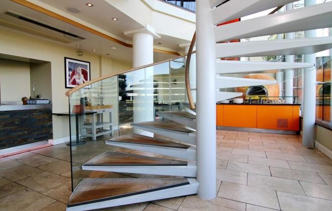 The Spiral Stair ...