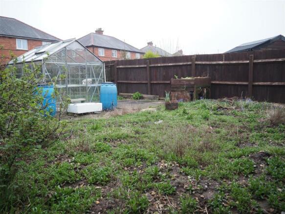 Garden / Former Vegetable Plot 560
