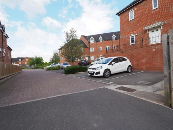 Allocated Parking Space 160