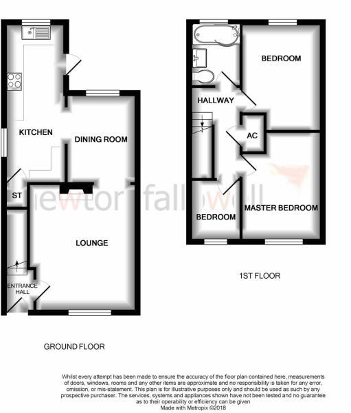 Kingsnorth Close Floorplan