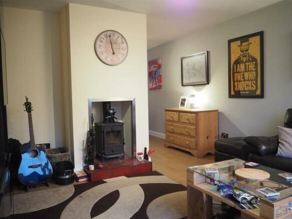 Lounge With Log Burner 309