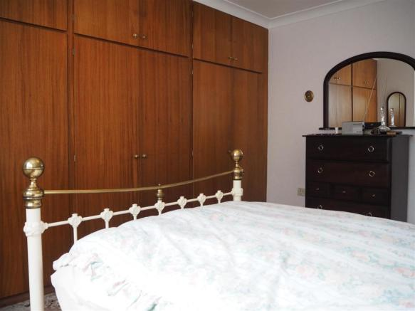 Bedroom One With Fitted Wardrobes 188