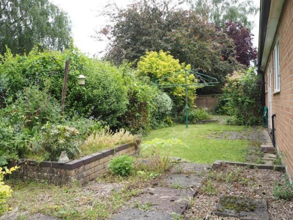 Rear Garden 204