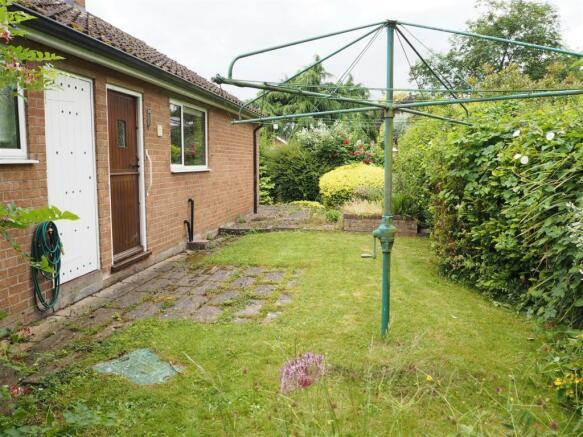 Private Rear Garden 208