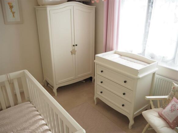 Second Bedroom 678