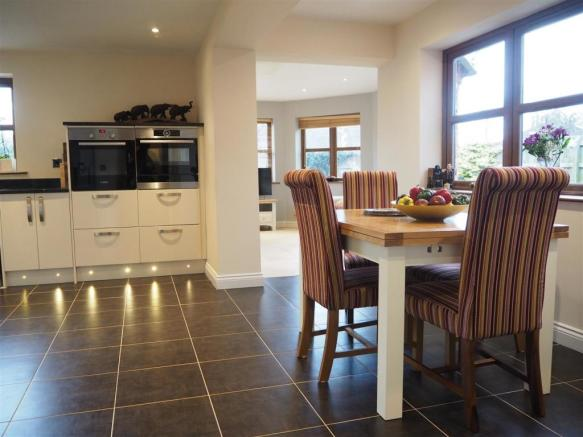 Open Plan Living, Kitchen Diner 080
