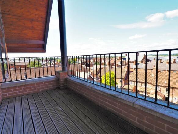 Balcony From Master Bedroom 796