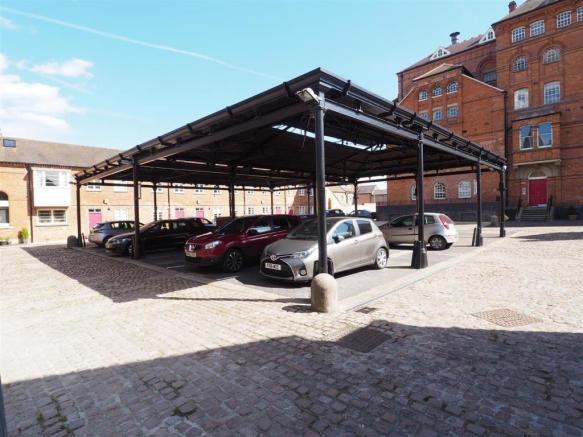 Covered & Allocated Parking 921