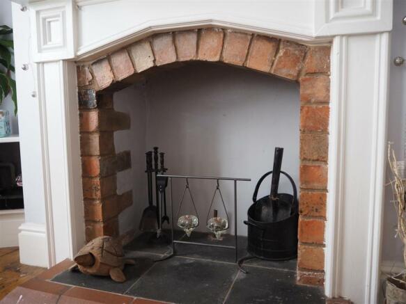 Open Fireplace 030