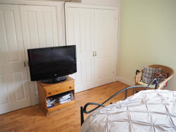 Bedroom One With Fitted Wardrobes 982