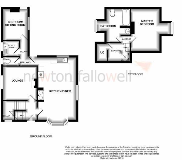 'The Lodge' Floorplan