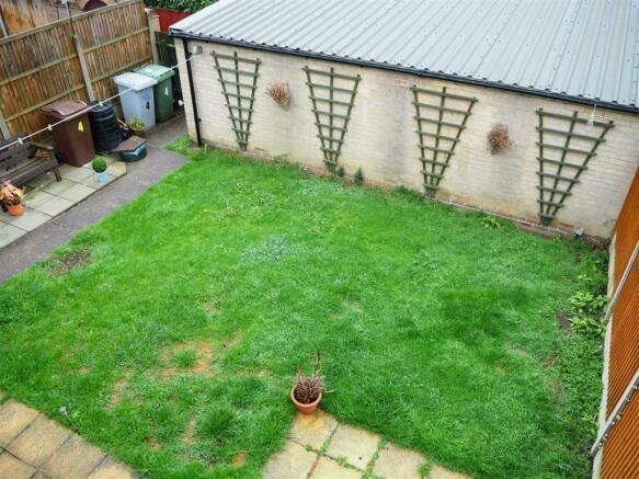 Rear Garden 674