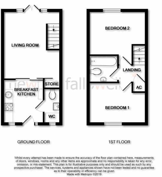 Dovedale Terrace: Floorplan