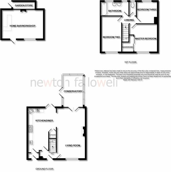 Bailey Road: Floorplan
