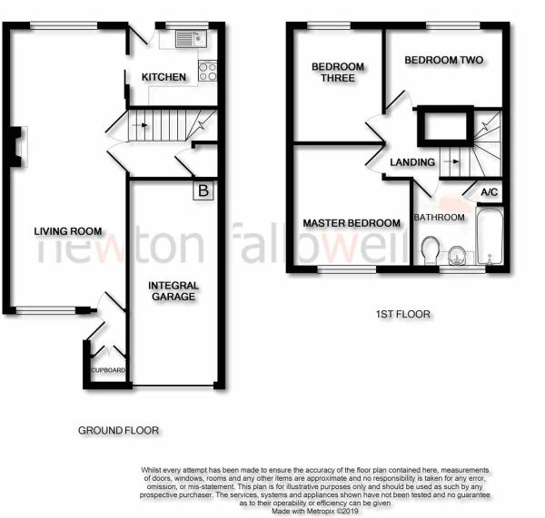 St Augustine's Close: Floorplan
