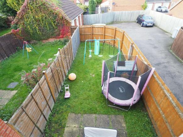 Enclosed Rear Garden 267