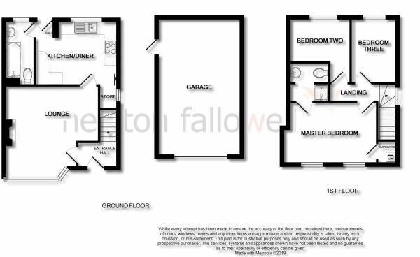 Cleveland Square: Floorplan