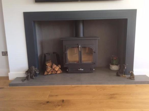 Potential Fire Place
