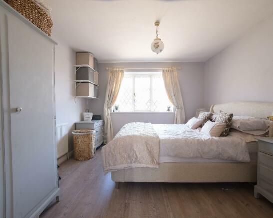 Annexe bedrooms