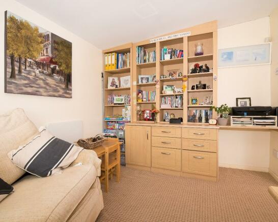 Study/Snug/Playroom