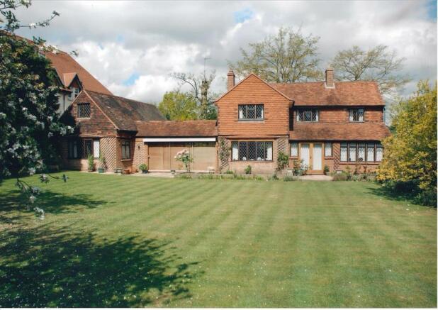 House Garden, Annexe