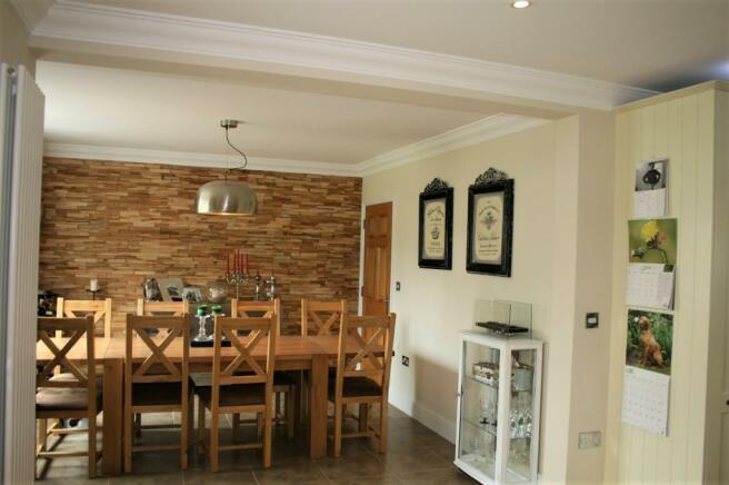 Dining Area Towards Hall