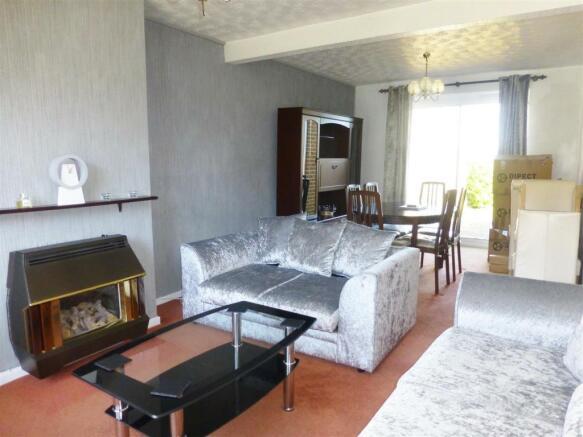 Living Room Rear