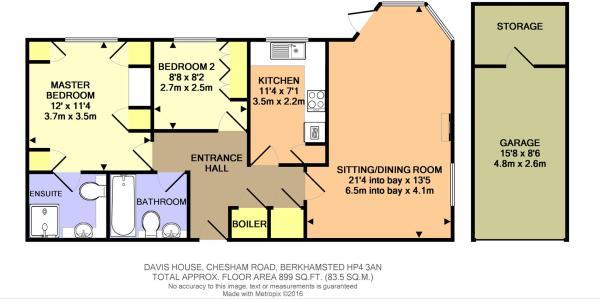 3 Davis House, Chesh