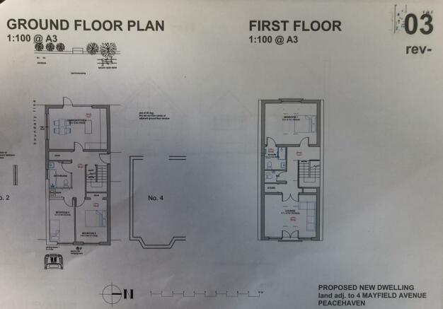 Planning for 3 bedro