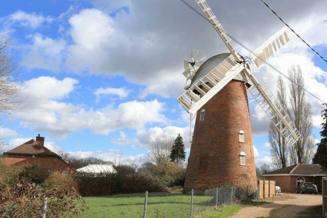 Windmill opposite