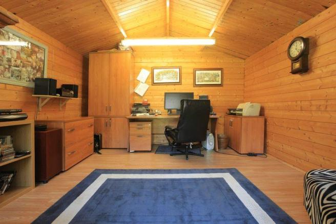Home office in...