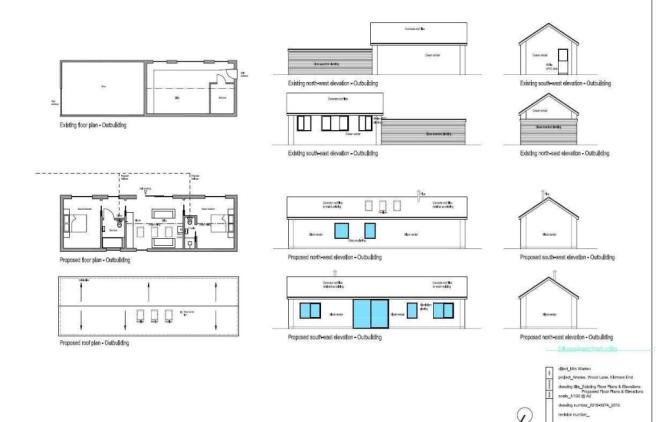 layout and elevation
