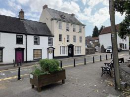 Photo of Former Chepstow Castle Hotel , Bridge Street, Chepstow