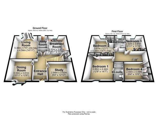 The Homestead, Wistow, 3D.JPG