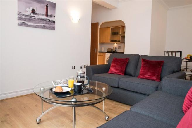 2 bedroom apartment to rent in Riverside House, Fobney Street ...