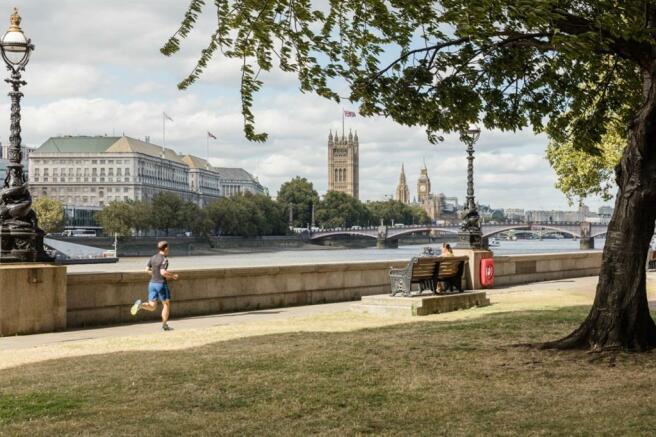 Local area River Thames