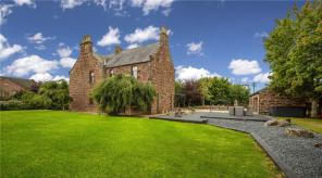 Photo of Skeen House, Victoria Terrace, Turriff, Aberdeenshire, AB53