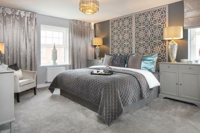 Winstone Master Bedroom