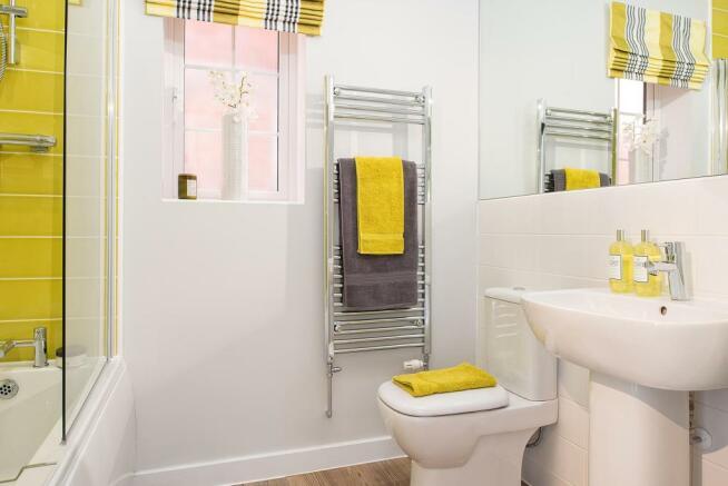 Ingleby Bathroom