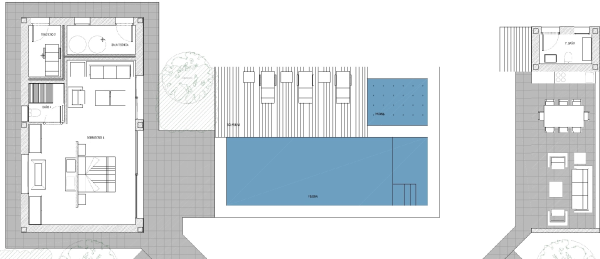 Floor Plan Outer Are