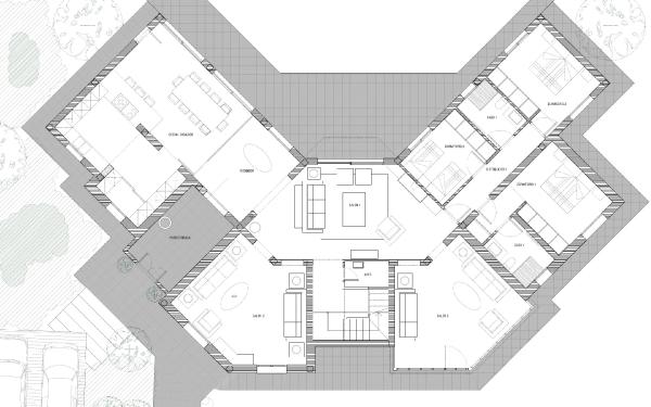 Floor Plan Downstair